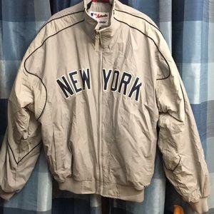 128fb7376 Majestic Jackets & Coats | Yankee Bomber Bling Ny Jacket Varsity ...